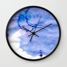 Fortunate Ink Wall Clock