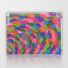 Waves of Color Laptop & iPad Skin