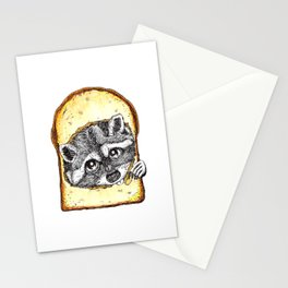 Coon Stationery Cards