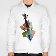 Bach - Cello Suites Hoody