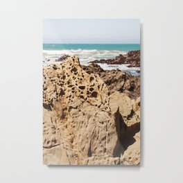 Moonstone Beach Metal Print