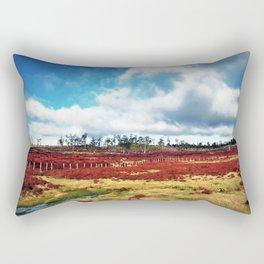 Firefields Rectangular Pillow