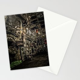 The Boiler Room Stationery Cards