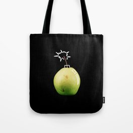 Pear Bomb Tote Bag