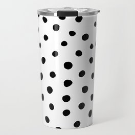 Painted Dots Travel Mug
