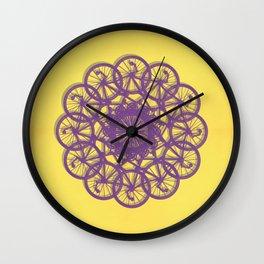 Cycle Circle Wall Clock