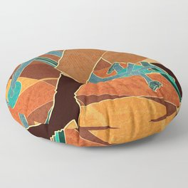 These Boots Floor Pillow