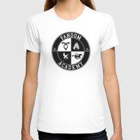 fandom T-shirts featuring Fandom Academy by Thg Fashion