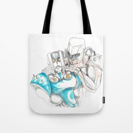 Fix That Frown Tote Bag
