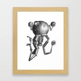 Mr Gutsy Framed Art Print