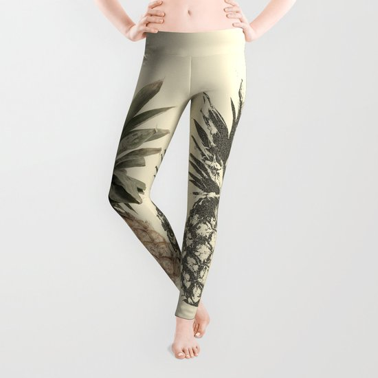 Double Pineapple Leggings