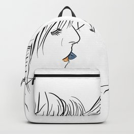 nice to meet you Backpack