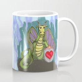 Lovelorn Dragon Coffee Mug