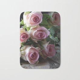 Roses From Paris Bath Mat