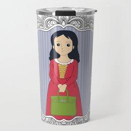 Make a wish/ Birkin Travel Mug