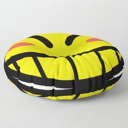 Cowboy Bebop - Hacker Smile Floor Pillow