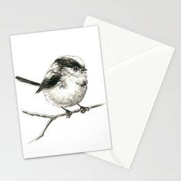 Tit bird Stationery Cards