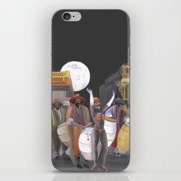 Candombe I iPhone Skin