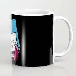 USB, I am Your Father | Retro Floppy Disk Coffee Mug