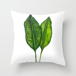 Tropical Collection part 1 Throw Pillow