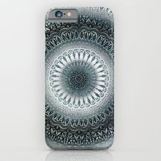 WINTER LEAVES MANDALA iPhone 6s Slim Case