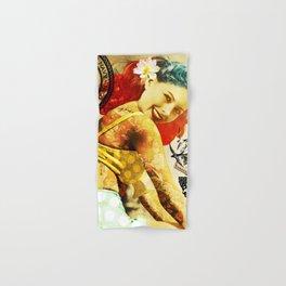 Rockabilly Dolly - Cassie Hand & Bath Towel