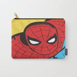 Superhero No. 23 Carry-All Pouch