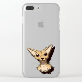 ChihuaHelp Clear iPhone Case