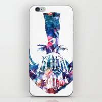 bane iPhone & iPod Skins featuring Bane by NKlein Design