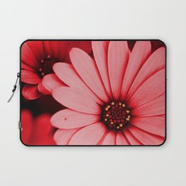 Red Daisy Laptop Sleeve