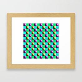Squizz Framed Art Print