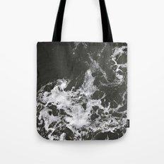 Black Water + Marble #society6 #decor #buyart Tote Bag