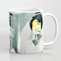 picasso Mugs featuring Painting Picasso by Marko Köppe