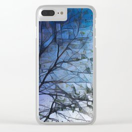 The Winds of Change Clear iPhone Case