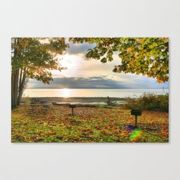 Autumn Colors Canvas Print