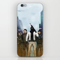 youtube iPhone & iPod Skins featuring Youtube Gamers by Meder Taab