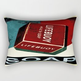 Soap - 054 Rectangular Pillow