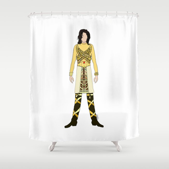 Remember the Time Shower Curtain by notsniw | Society6
