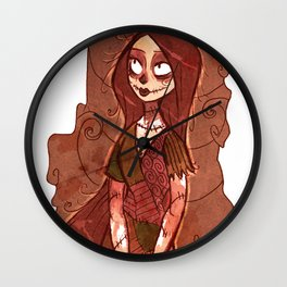 Sally Wall Clock