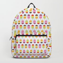 Kawaii Summer Ice Lollies / Popsicles Backpack
