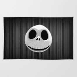 Scary Cute Halloween Rug