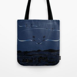 Phoenix Lights - Thursday, March 13, 1997 Tote Bag