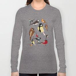 Some Birds Long Sleeve T-shirt