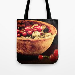 Berry mixed Tote Bag