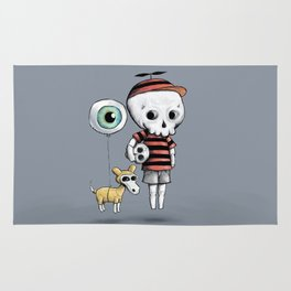 Skull Kid Rug