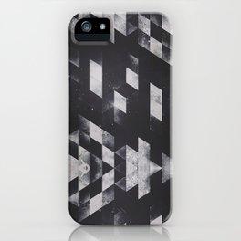 dyy blyckk fryydyy iPhone Case