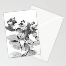 Ghostly Blooms Stationery Cards