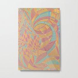 Wink Metal Print