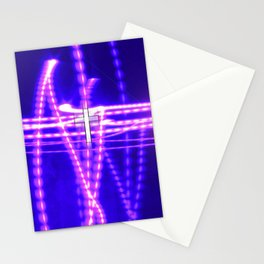 I Am the Light of the World, the Truth Shall Make You Free Stationery Cards
