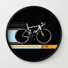 Bike Wall Clock